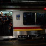 Kepadatan Commuterline