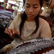 Pengrajin Batik Cirebon