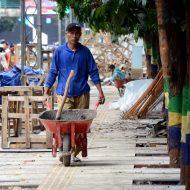 Perbaikan Trotoar Kota Bandung