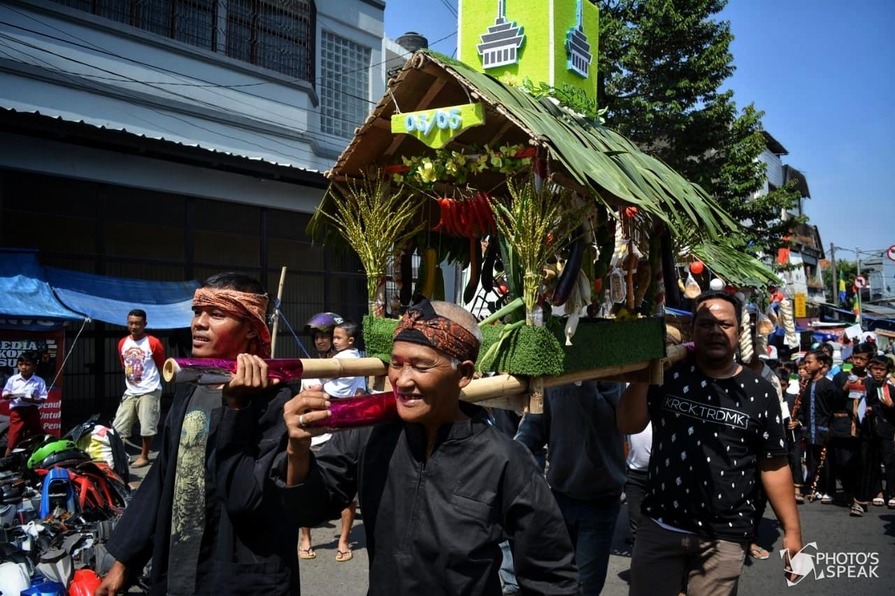 Pawai Rakyat HUT Kota Bandung - Photo's Speak